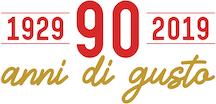 90 anni di gusto