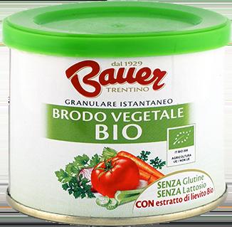 Brodo Granulare Istantaneo Vegetale Bio
